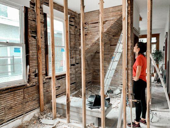 Como lidar com obras e reformas dentro de casa ou do escritório